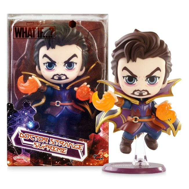 Doctor Strange Supreme Cosbaby Bobble-Head by Hot Toys – Marvel What If...? – Pre-Order