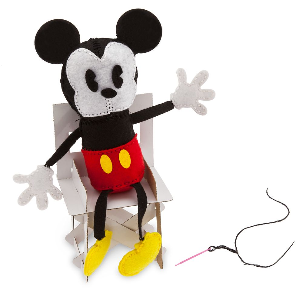 Mickey Mouse Plush Kit