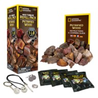 Rock Tumbler Refill Pack – Petrified Wood – National Geographic