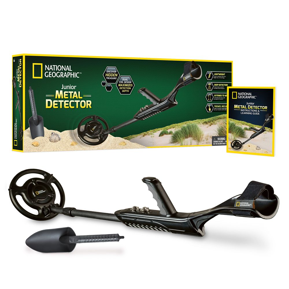 Junior Metal Detector – National Geographic