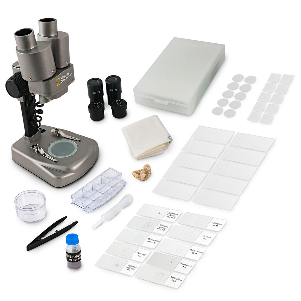 Ultimate Dual Microscope – National Geographic