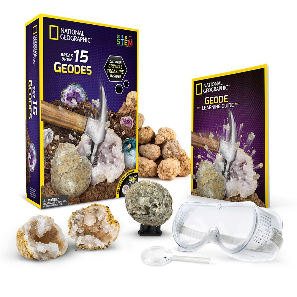 Geode Kit – National Geographic