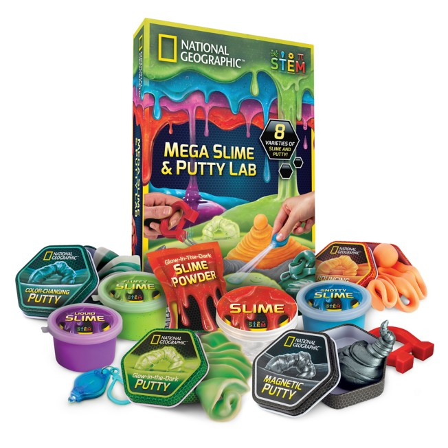 Mega Slime and Putty Lab – National Geographic