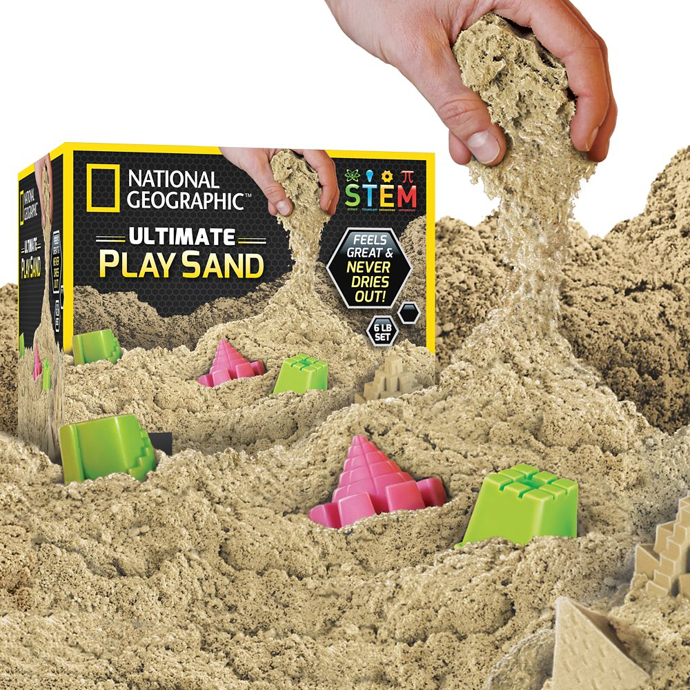 Ultimate Sand Play Set – National Geographic