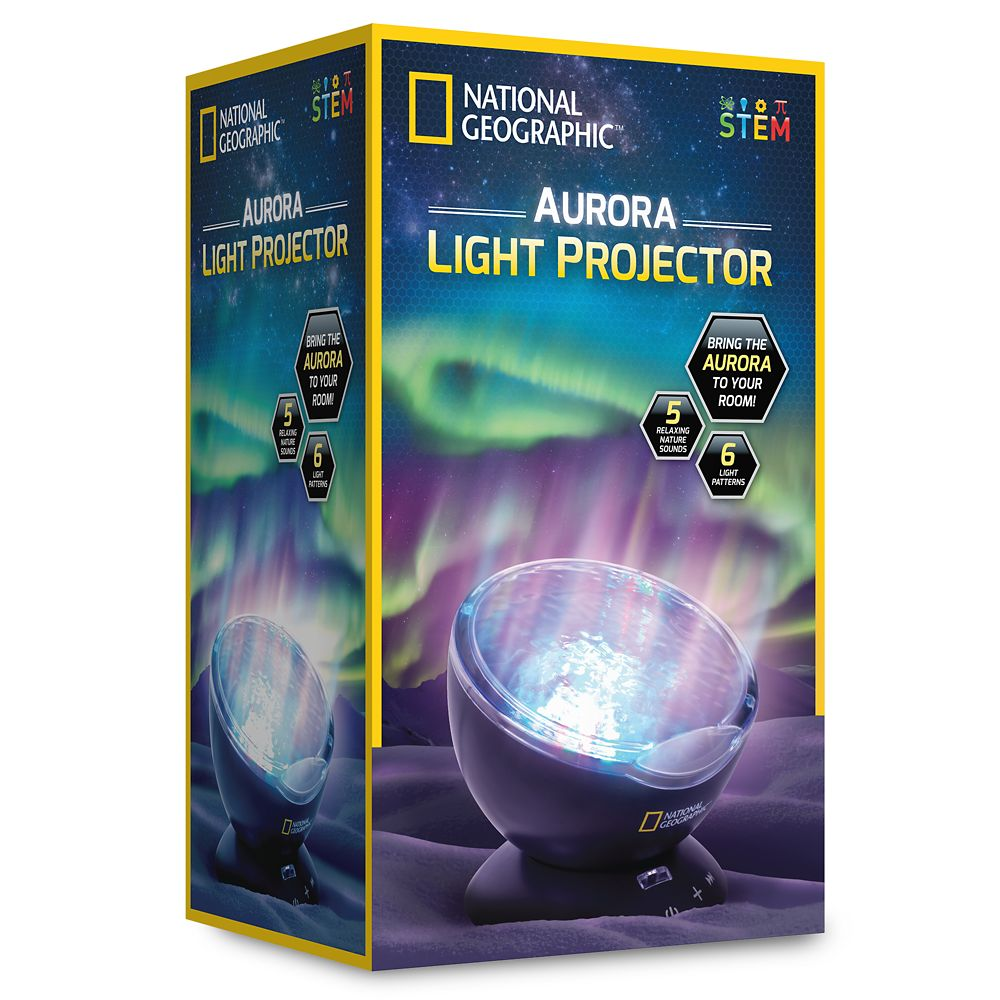 Aurora Light Projector – National Geographic