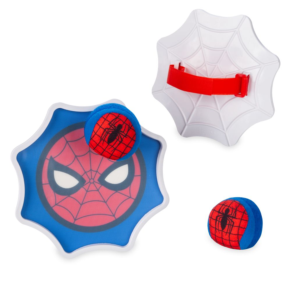 Spider-Man Toss & Catch Ball Set Official shopDisney