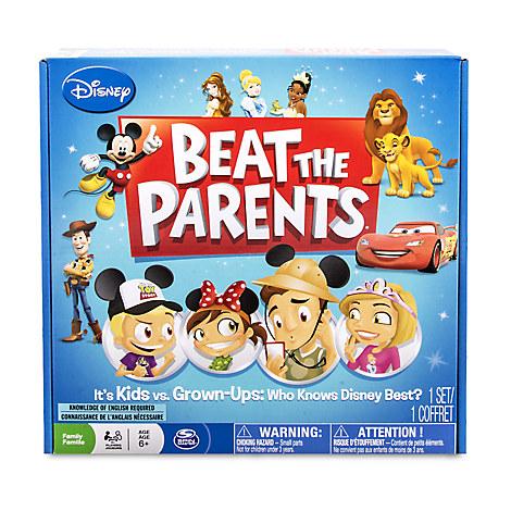 Disney Beat the Parents Game