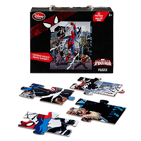 Ultimate Spider-Man Puzzle