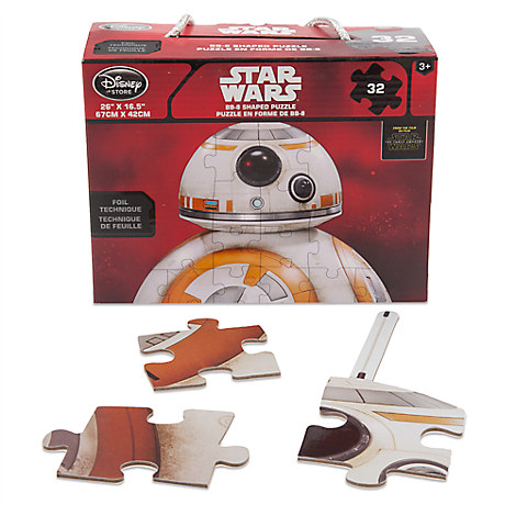 BB-8 Jigsaw Puzzle - Star Wars: The Force Awakens