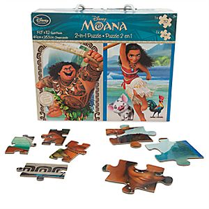 Disney Moana 2-in-1 Puzzle
