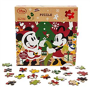 Mickey Mouse and Friends Holiday Puzzle
