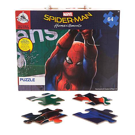 Spider-Man Puzzle