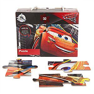 Disneystore Cars 3 Puzzle