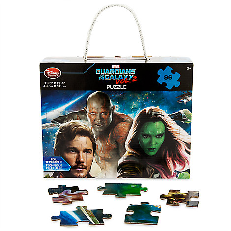 Guardians of the Galaxy Vol. 2 Puzzle