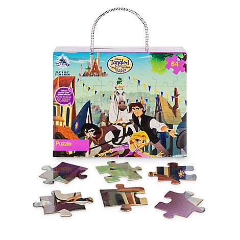 Tangled the Series Puzzle