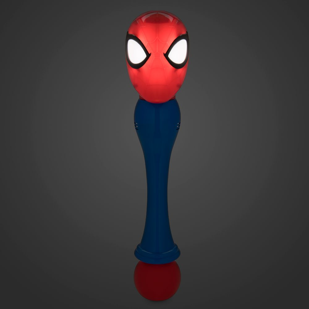 Spider-Man Light-Up Bubble Wand