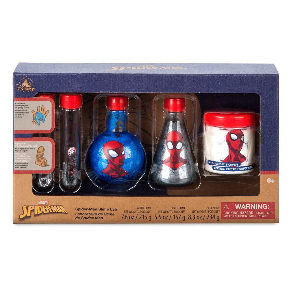 Spider-Man Slime Lab Play Set