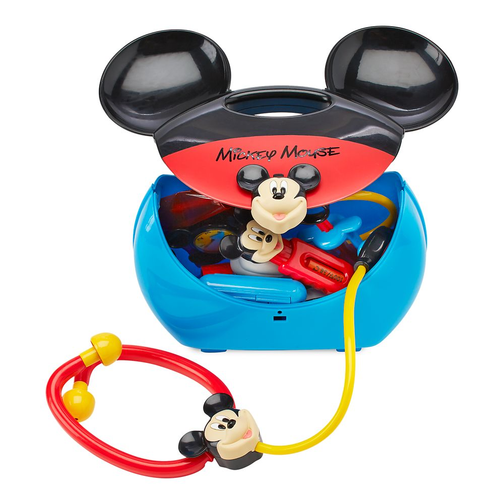 Mickey Mouse Doctor Play Set
