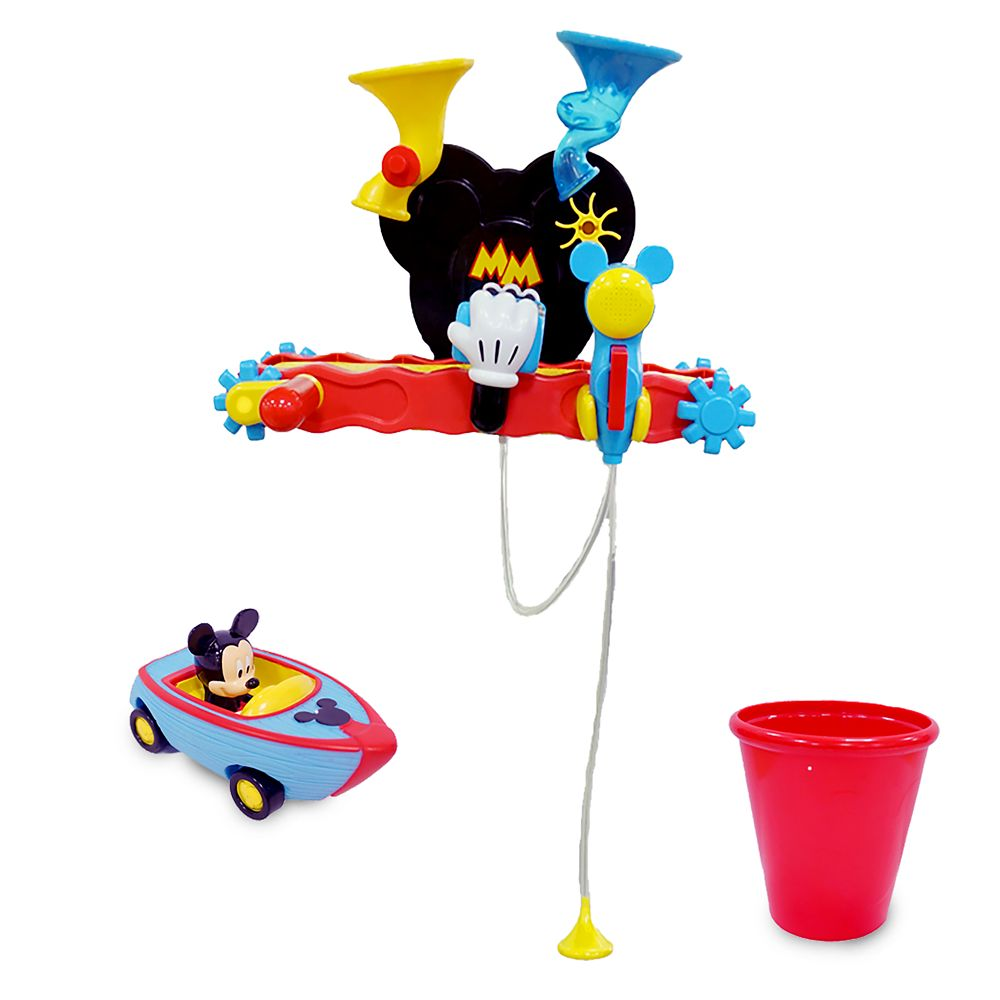 Mickey Mouse Bath Play Set