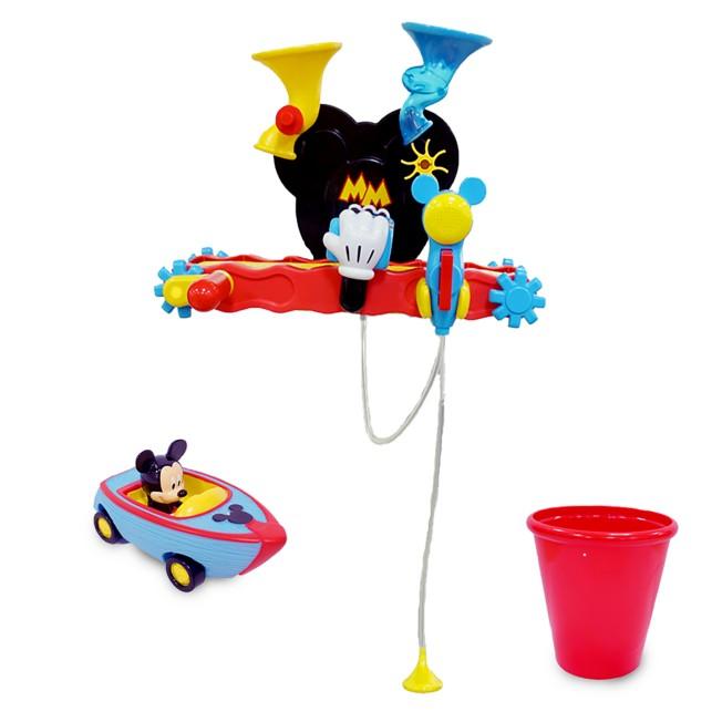 Mickey Mouse Bath Play Set