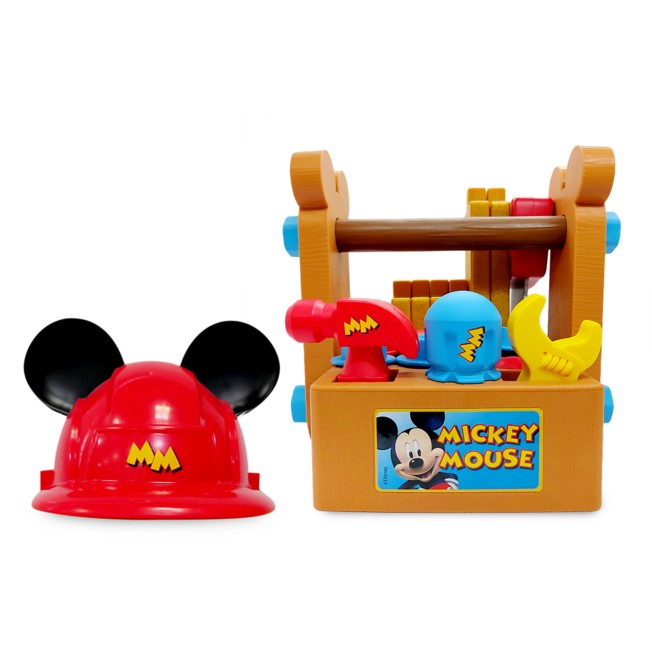 Mickey Mouse Construction Set