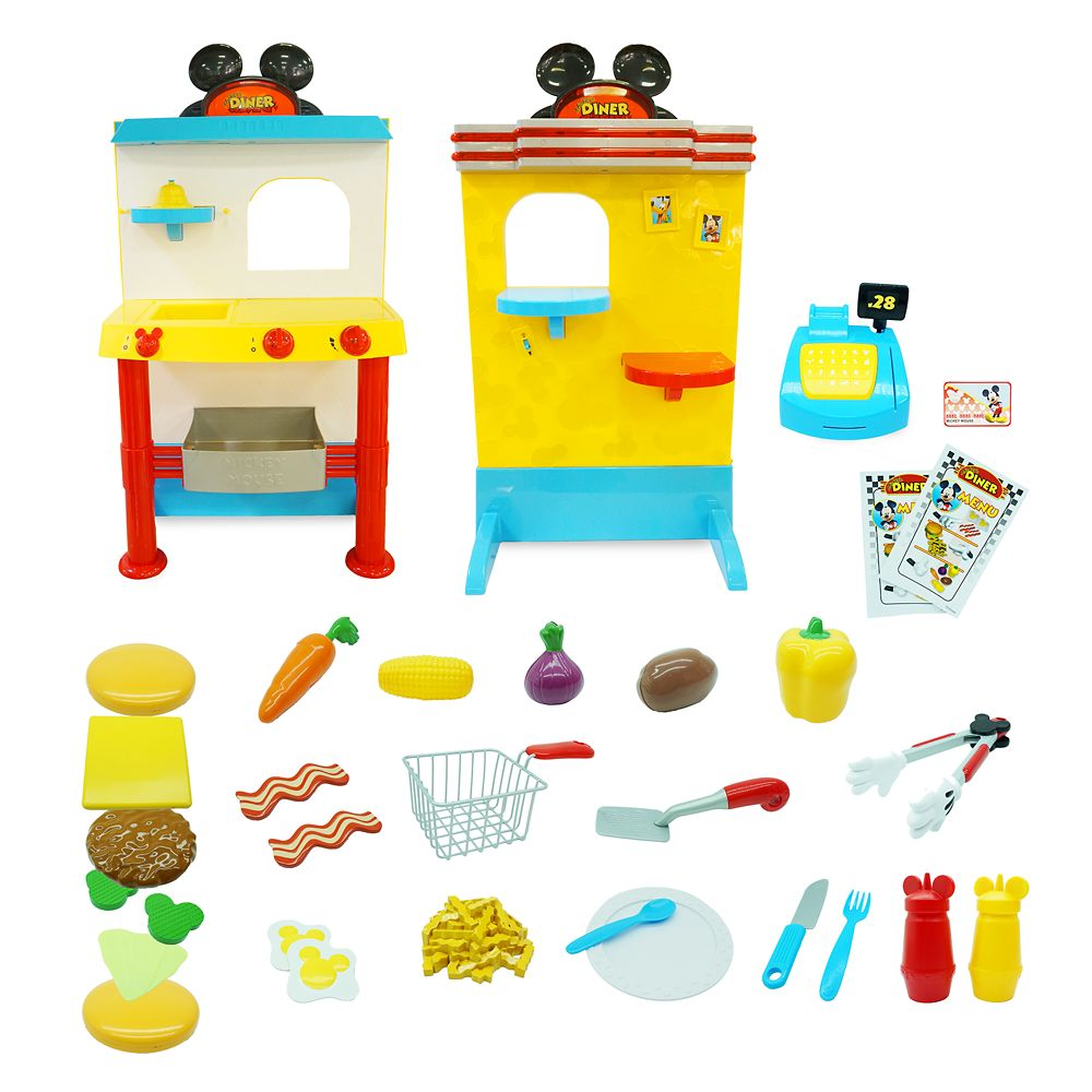 Disney Mickey Mouse Diner Play Set