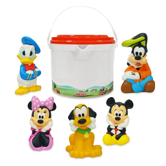 Mickey Mouse and Friends Bath Set