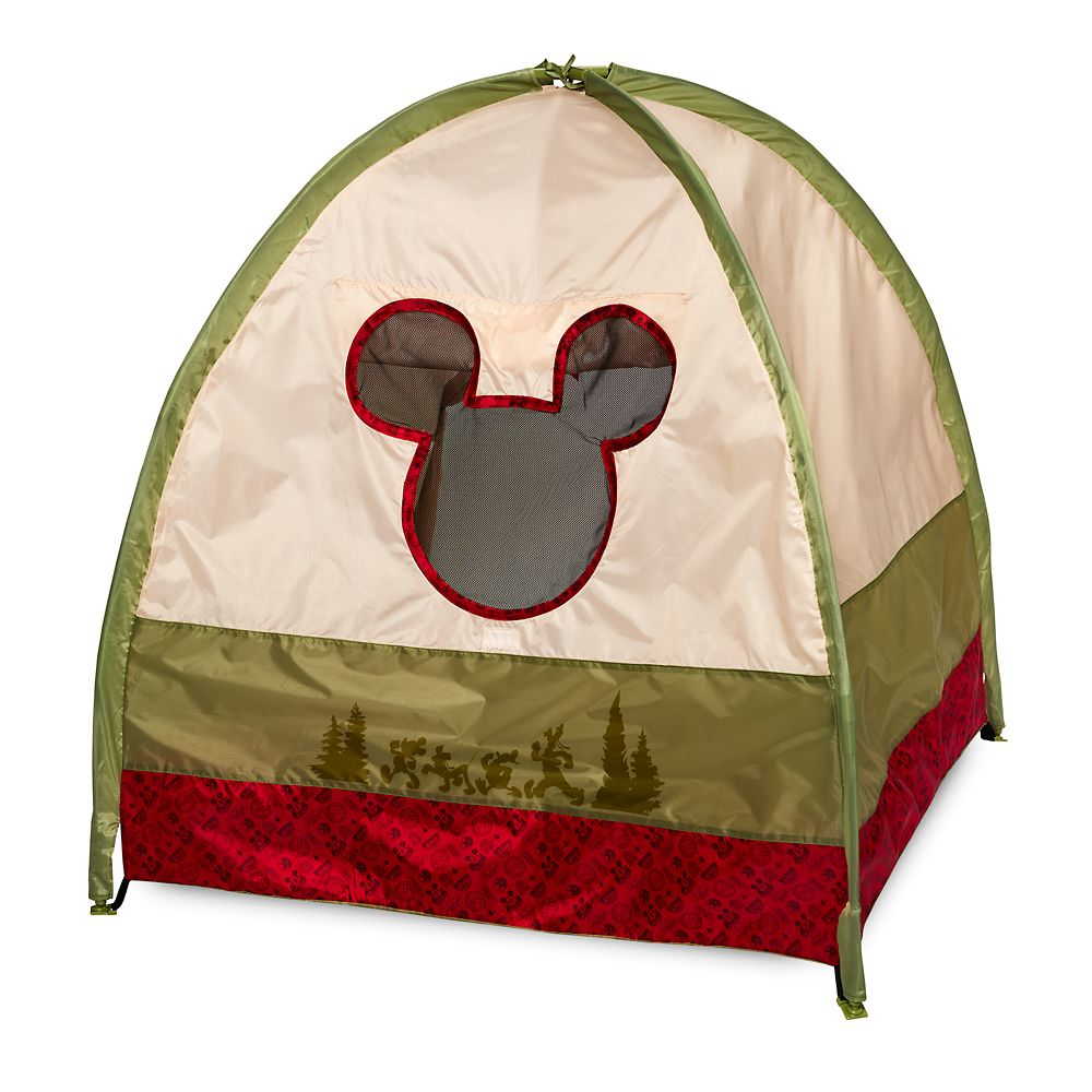 Mickey Mouse-Ka-Camp Play Tent