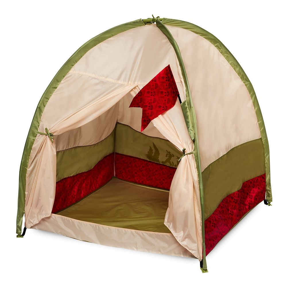 Mickey Mouse-Ka-Camp Play Tent