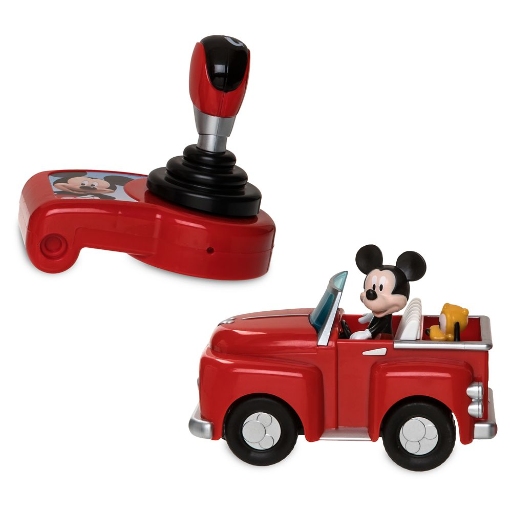 Mickey Mouse Remote Control Car Official shopDisney