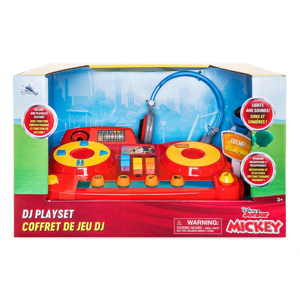 Mickey Mouse DJ Play Set