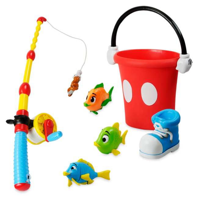Mickey Mouse Fishing Play Set
