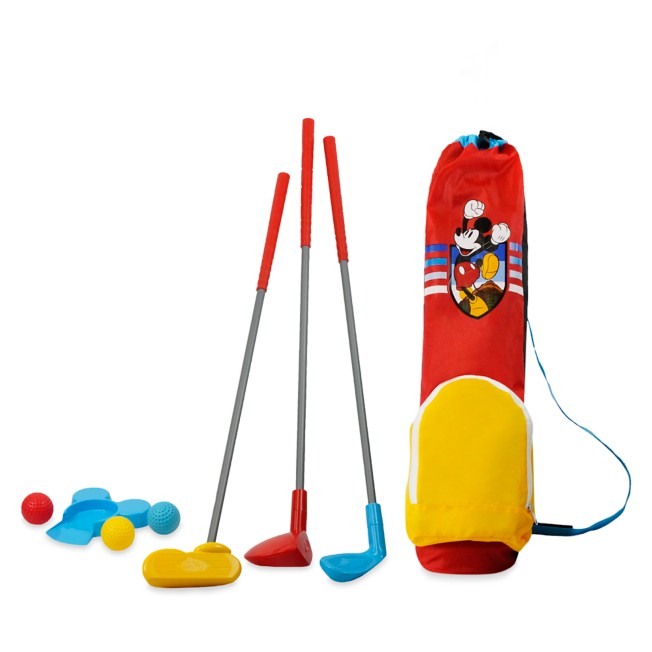 Mickey Mouse-Ka-Golf Set