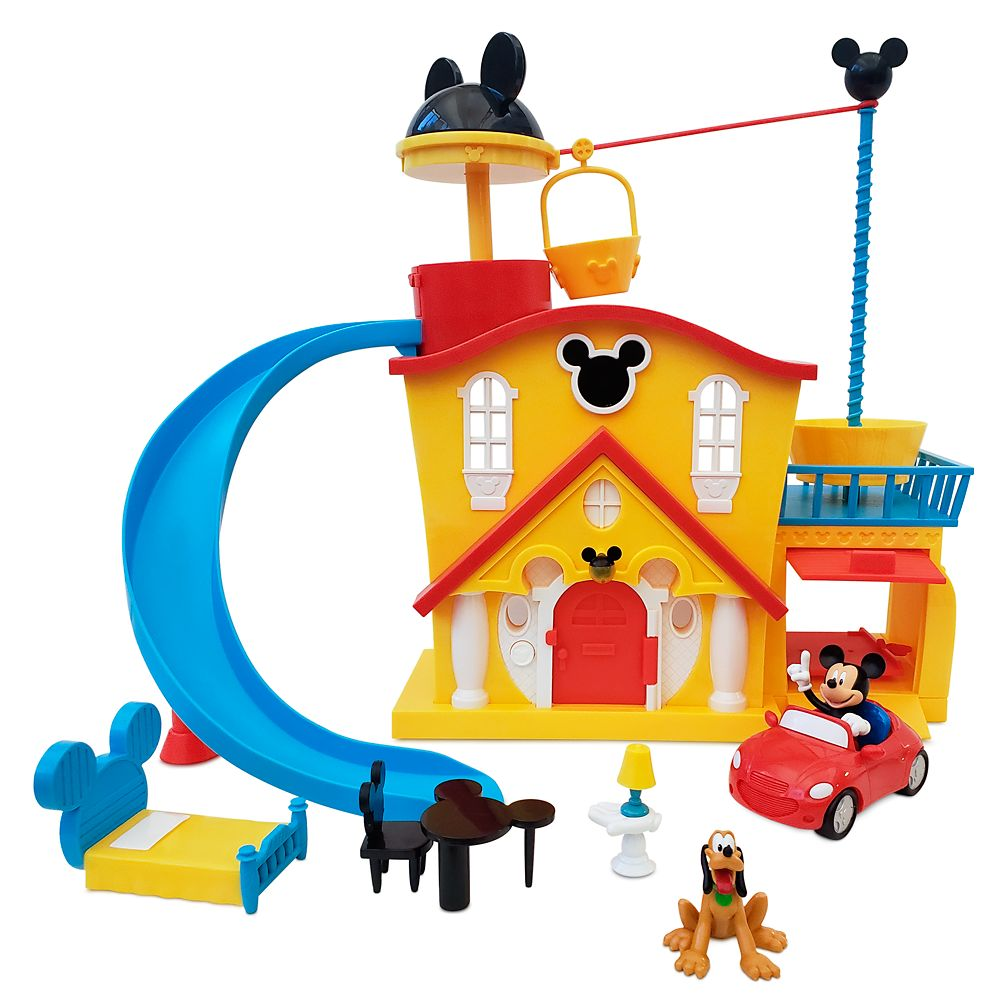 Mickey Mouse House Play Set