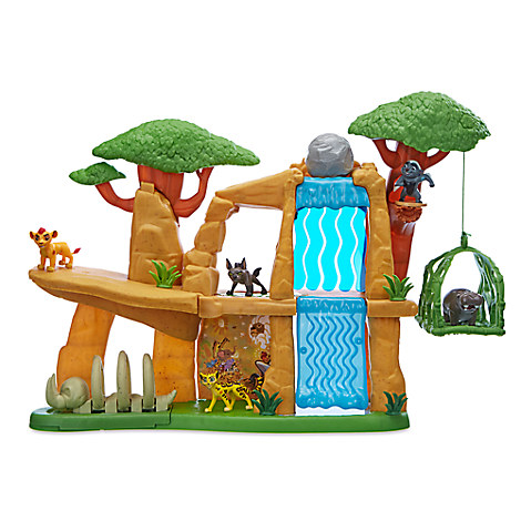 The Lion Guard: Defend The Pride Lands Play Set