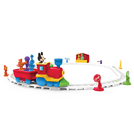 Mickey Mouse Imagicademy Tune Train