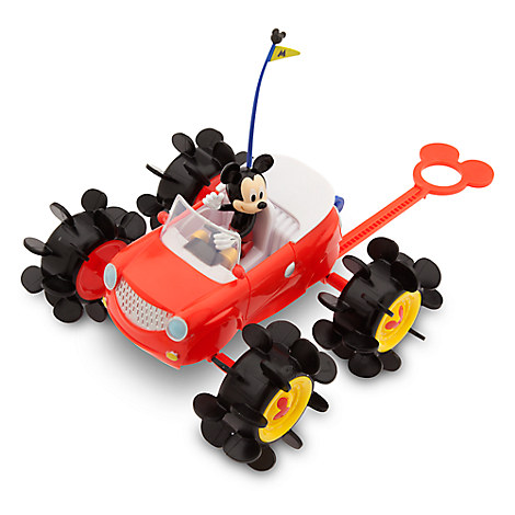 Mickey Mouse Clubhouse All-Terrain Vehicle