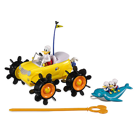 Donald Duck All-Terrain Vehicle - Mickey Mouse Clubhouse
