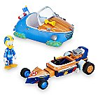Donald Duck Transforming Pullback Racer - Mickey and the Roadster Racers