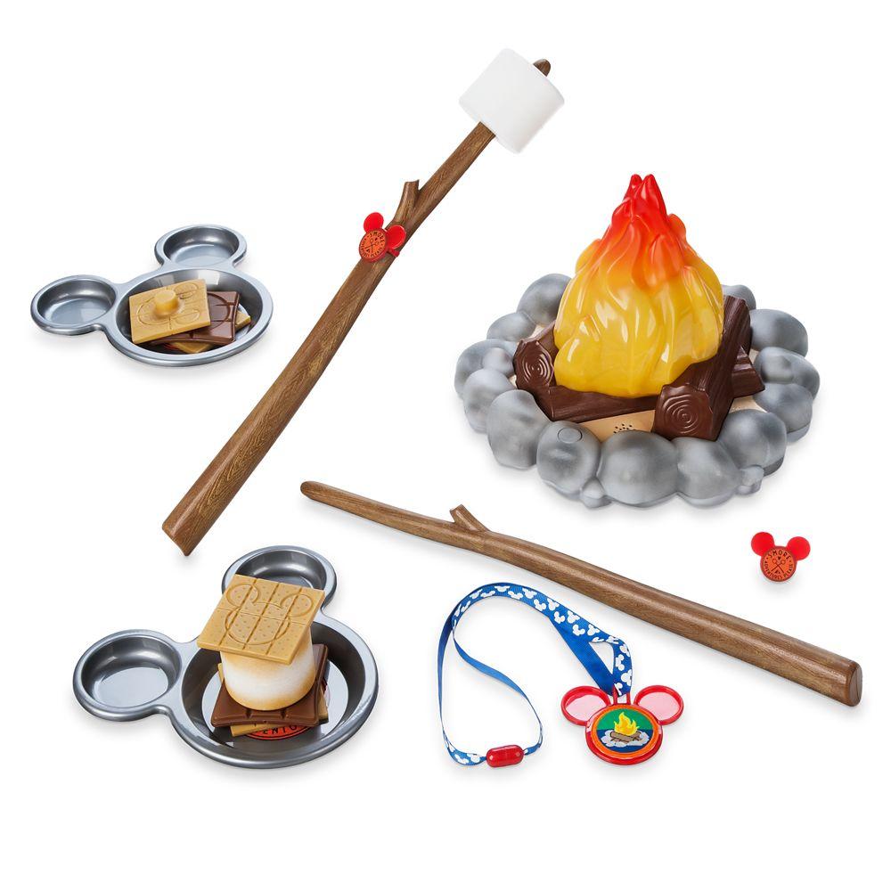 Mickey Mouse-Ka-Campfire S'mores Set