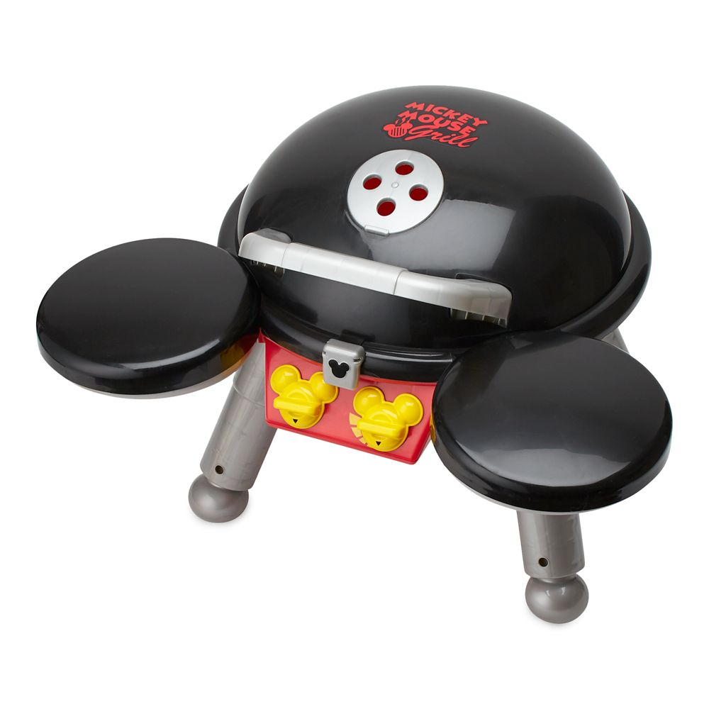 Mickey Mouse Barbecue Grill Play Set