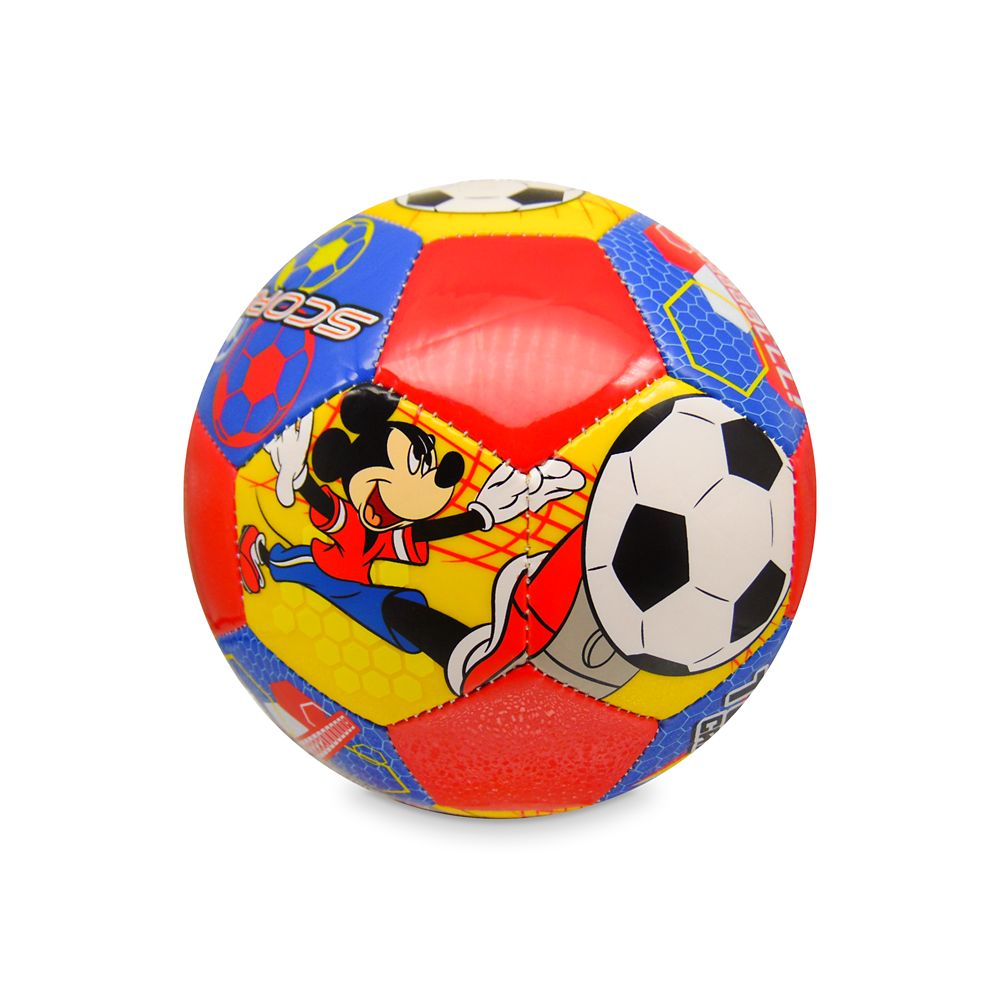 Mickey Mouse Mini Soccer Ball Official shopDisney