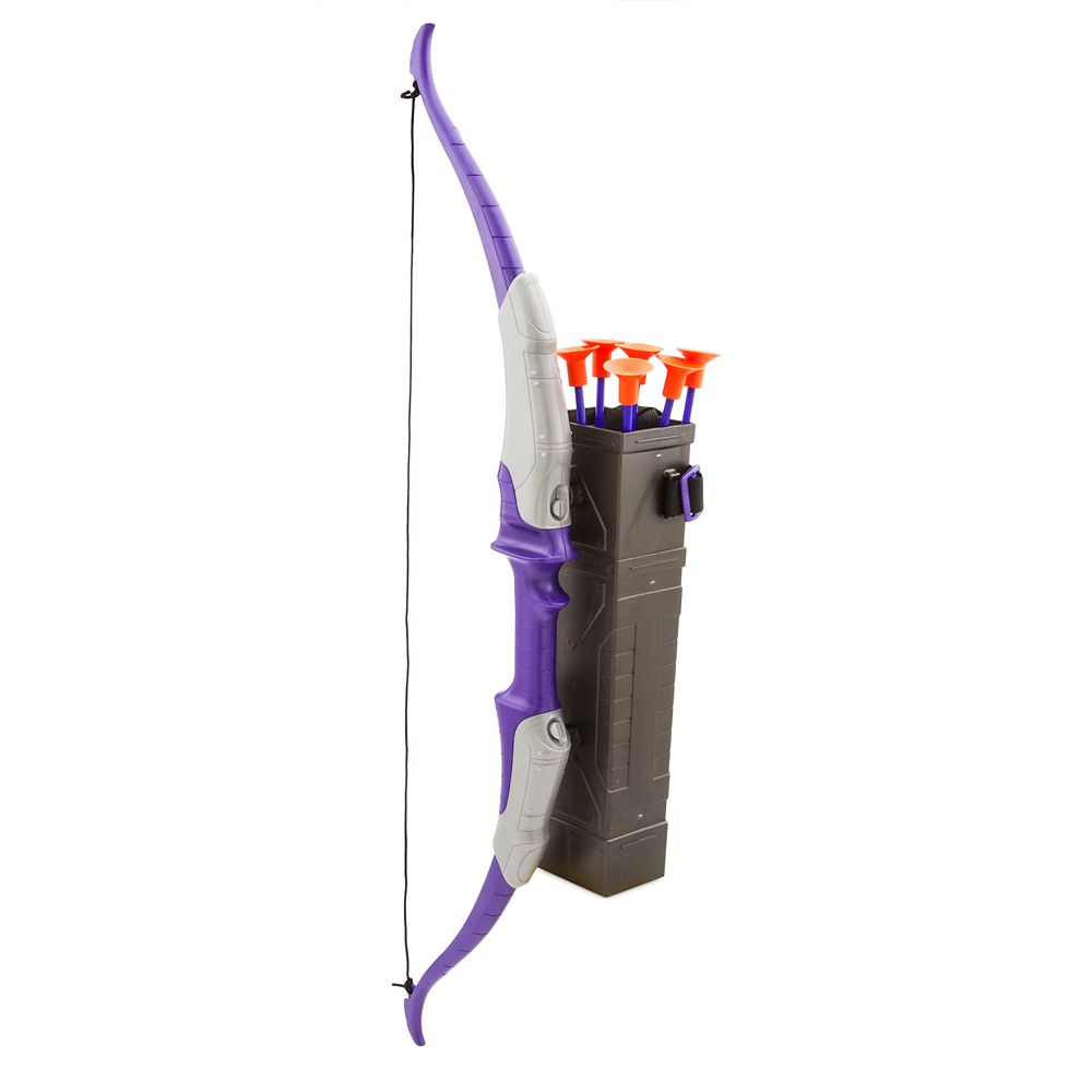 Hawkeye Deluxe Quiver, Bow and Arrow Set