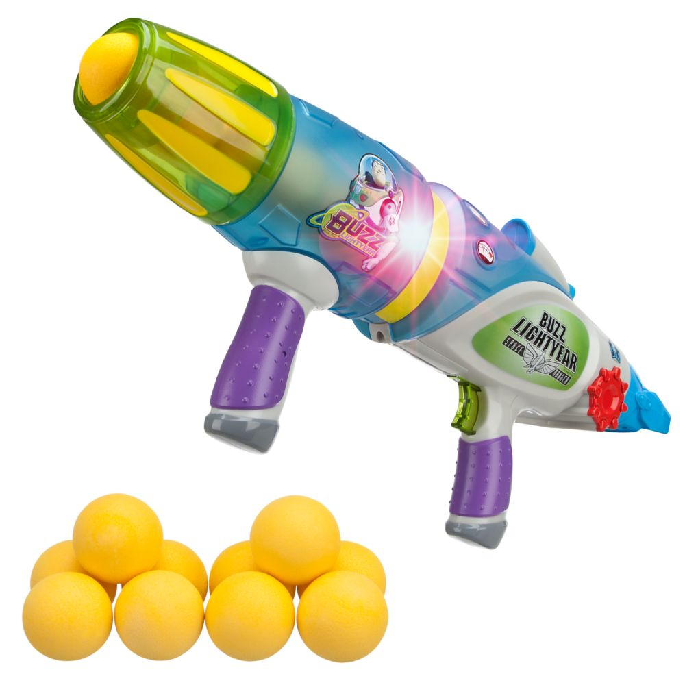 Buzz Lightyear Glow-in-the-Dark Blaster