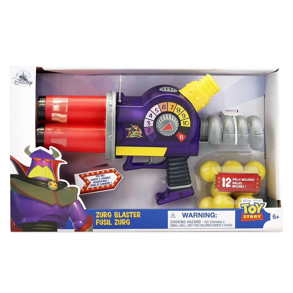 Zurg Glow-in-the-Dark Blaster – Toy Story