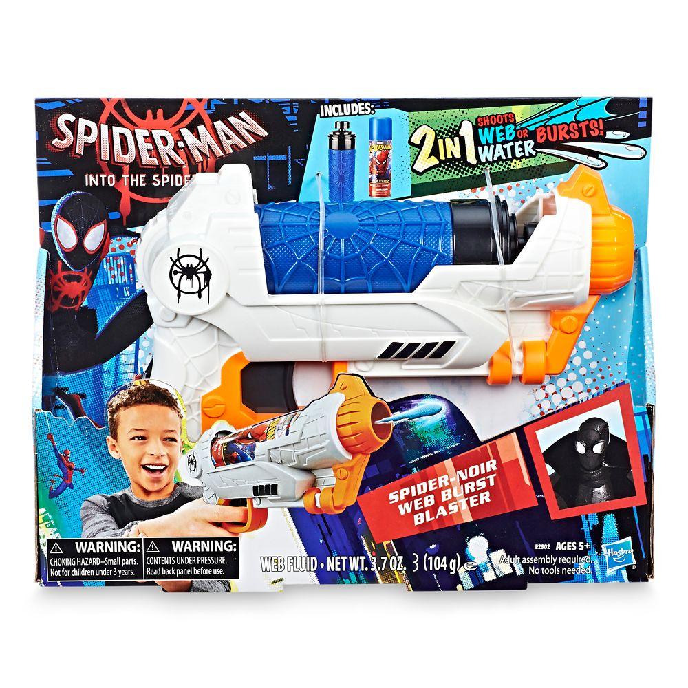 Spider-Man Miles Morales Spider-Noir Web Burst Blaster