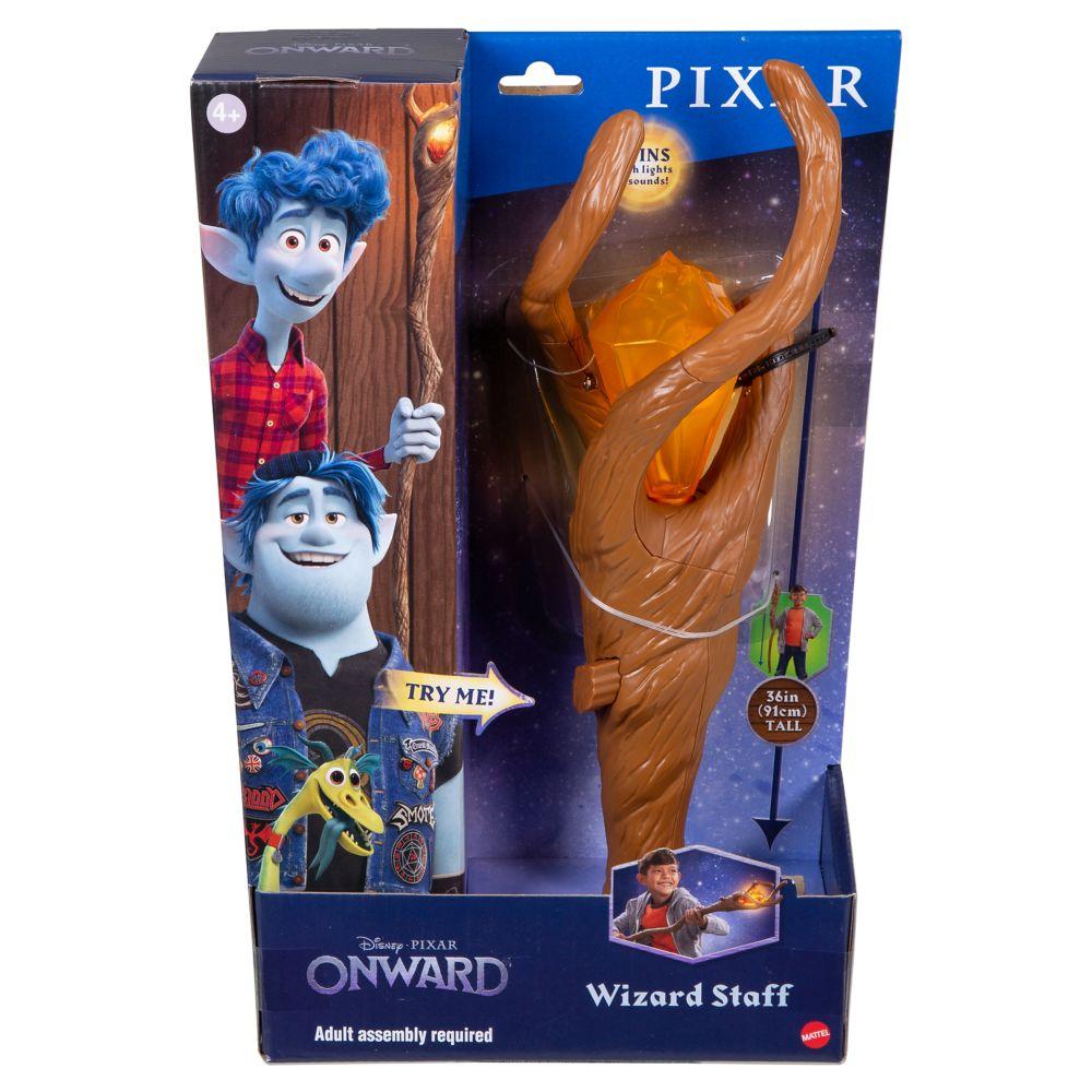 Onward Wizard Staff