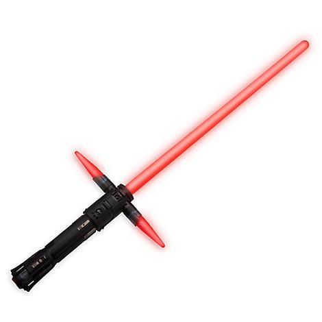 Kylo Ren Lightsaber - Star Wars: The Last Jedi