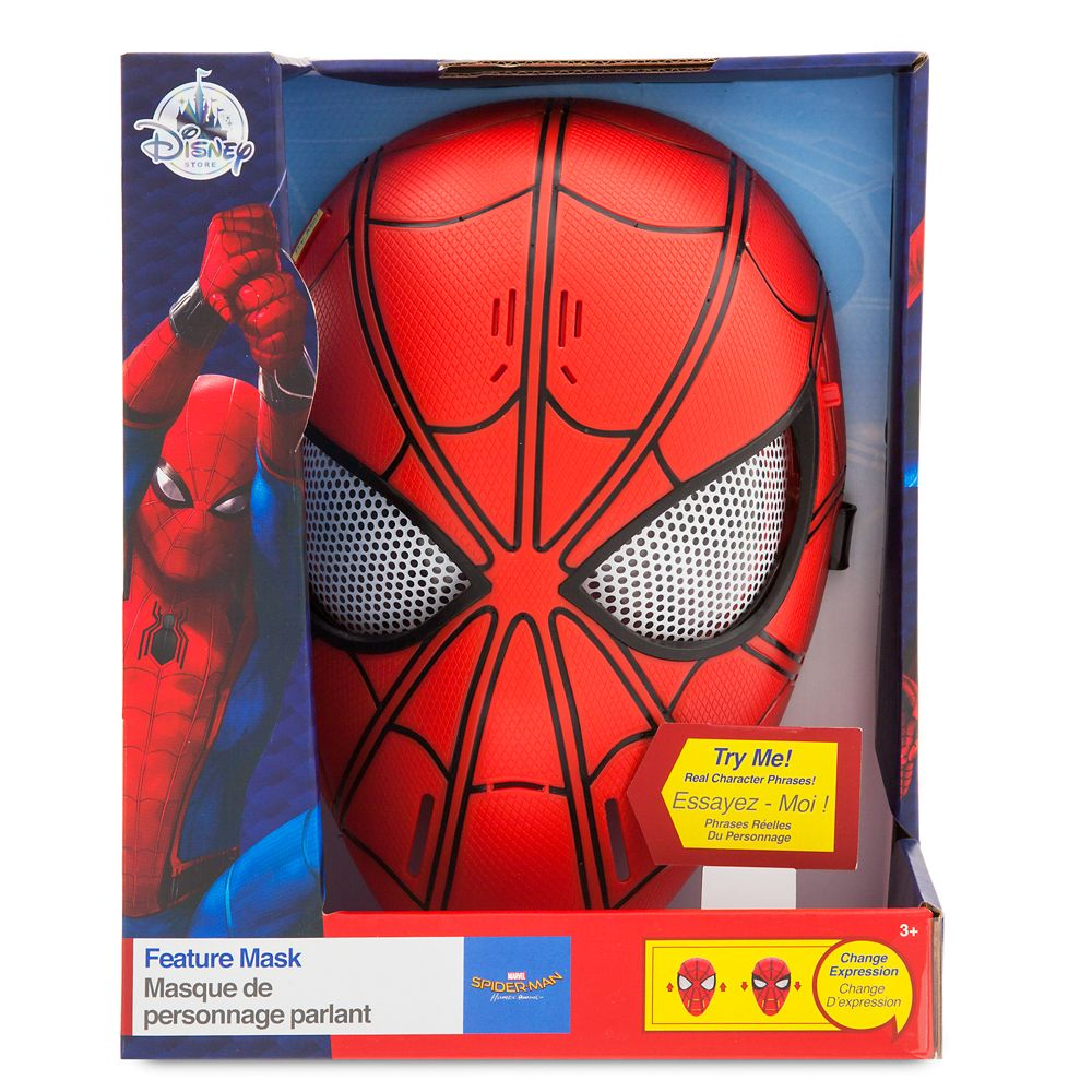 Spider-Man Feature Mask