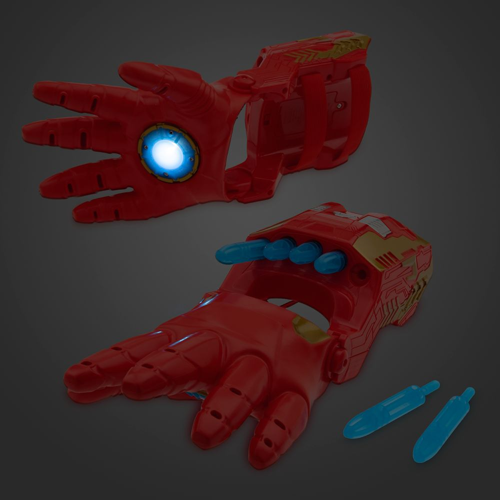 Iron Man Repulsor Gloves – Marvel's Avengers: Infinity War